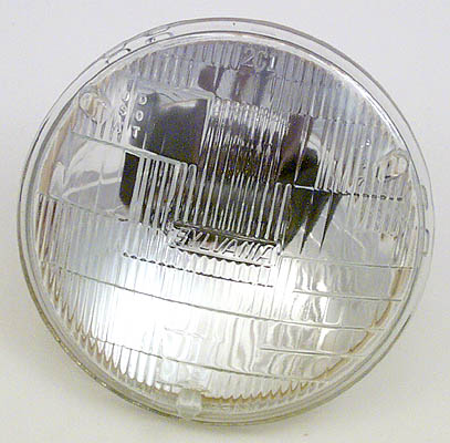 4000 Sealed Beam 12v 37 5 60w Par46 Auto Headlamp Light