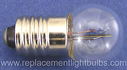 407 4.9V Flasher Lamp, Light Bulb