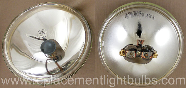 Ge Sealed Beam Light