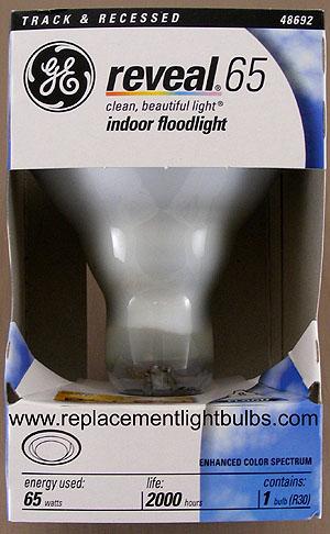 65R30 Reveal Packaging