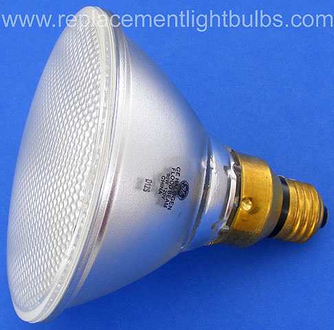 GE 90PAR/H/FL25 120V 90W Flood Lamp, Replacement Light Bulb