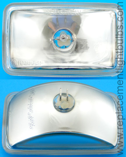 Ge H9405 Halogen Sealed Beam 12v 50w Marine Spot Lamp