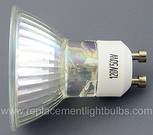 JDR 120V 50W GU10 120V50W Frosted Replacement Light Bulb