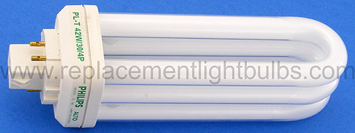 Philips Alto PL-T 42W/30/4P Fluorescent Lamp, Replacement Light Bulb