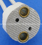 G8 Lamp Socket